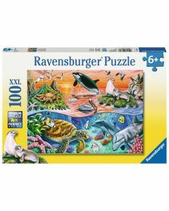 Beautiful Ocean 100 Piece Puzzle (Ages 6+)