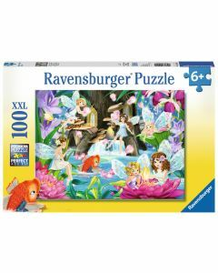 Magical Fairy Night 100 Piece Puzzle (Ages 6+)