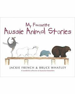 My Favourite Aussie Animal Stories (6 Jackie French picture books)