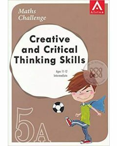 Maths Challenge Creative and Critical Thinking Skills 5A