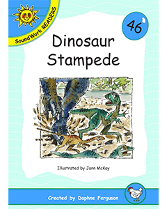 46. Dinosaur Stampede