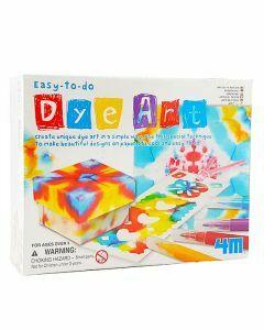 Dye Art (Ages 5+)