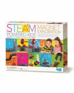 STEAM Powered Kids: Magnet Exploration (Ages 8+)