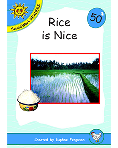 50. Rice is Nice