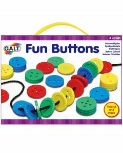 Fun Buttons (Ages 3-6)