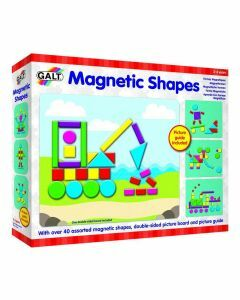 Magnetic Shapes (Ages 3 to 6)