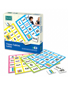 Times Tables Lotto (Ages 7+)