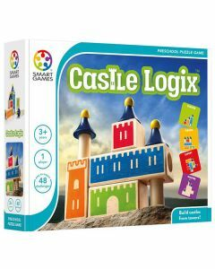 Castle Logix Brainteaser Game (Ages 3+)
