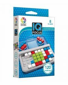 IQ Focus (Ages 8+)