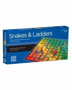 Blue Opal: Snakes & Ladders (Ages 6+)