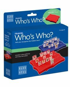 Blue Opal: Travel Who's Who? (Ages 6+)