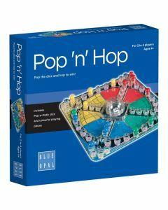 Blue Opal: Pop 'n' Hop (Ages 4+)