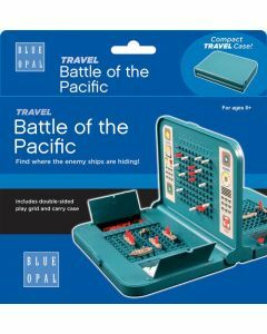 Blue Opal: Travel Battle of the Pacific (Ages 6+)
