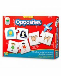 Match It! Opposites (Ages 3+)
