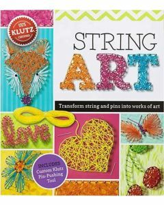 String Art (Ages 8+)