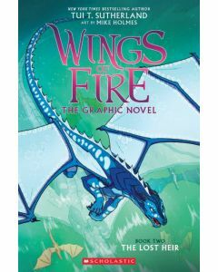 Wings of Fire The Graphic Novel #2: The Lost Heir