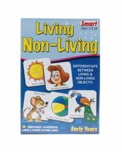 Living Non-Living Picture Cards (Ages 4+)