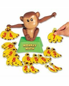 Monkey Math (Ages 4+)