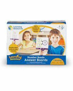 Number Bonds Answer Boards (Ages 5+)