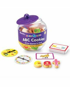 ABC Cookies (Ages 3+)