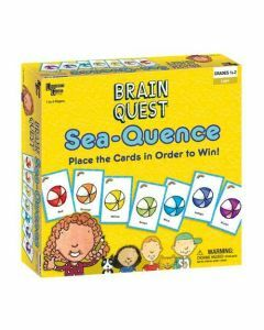 Brain Quest: Sea-Quence (Ages 6+)