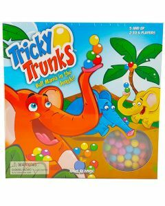 Tricky Trunks (Ages 5+)
