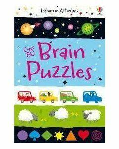 Usborne Over 80 Brain Puzzles