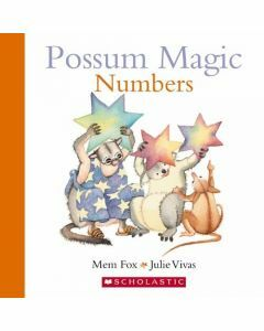 Possum Magic: Numbers Board Book
