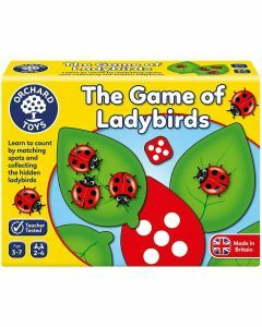 Orchard Toys The Game of Ladybirds (Ages 3 to 7)