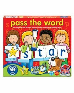 Pass the Word Spelling Game (Ages 5-9)