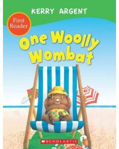 Woolly Wombat First Reader 4 Pack