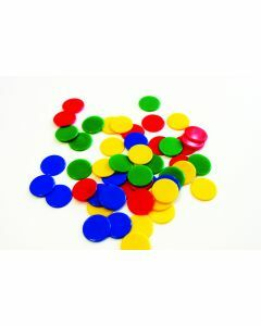 100 Counters in Container (Ages 3+)