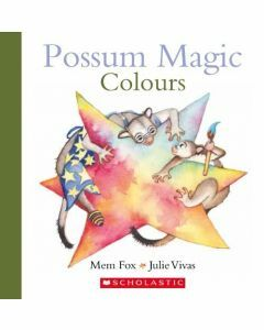 Possum Magic: Colours Board Book
