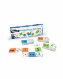 Magnetic Multiplication Dominoes (Ages 5+)