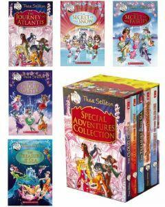 Thea Stilton Special Adventures Collection