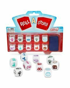 Roll a Story (Ages 4+)