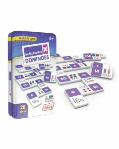 Multiplication Dominoes (Ages 6+)