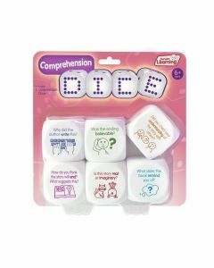 Comprehension Dice (Ages 6+)