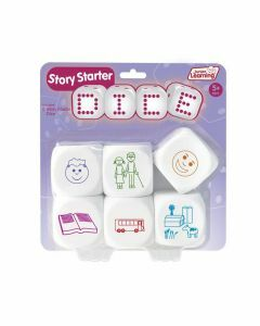Story Starter Dice (Ages 5+)