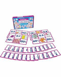 Fraction Bingo (Ages 6+)
