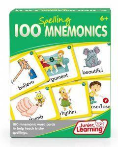 100 Spelling Mnemonics (Ages 6+)