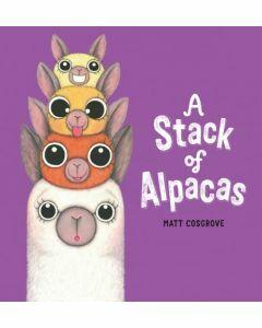 A Stack of Alpacas