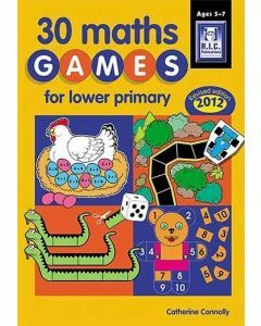 30 Maths Games for Lower Primary (Ages 5-7)