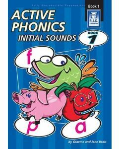 Active Phonics Book 1: Initial Sounds (Ages 5-7)