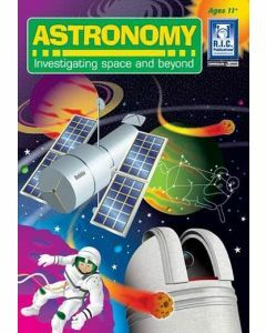Astronomy: Investigating Space and Beyond (Ages 5-7)