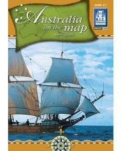 Australia on the Map 1606-2006 (Ages 11+)