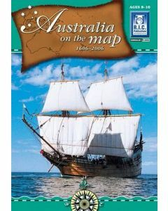 Australia on the Map 1606-2006 (Ages 8-10)