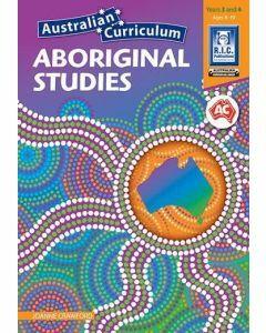 Australian Curriculum Aboriginal Studies Years 3 and 4