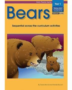 Early Theme Series: Bears (Year 1)