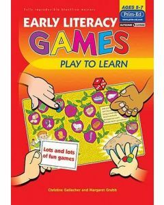 Early Literacy Games: Play to Learn (Ages 5-7)